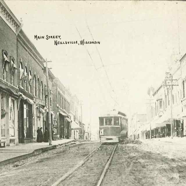 Wausau Trolley, Neillsville Main Street